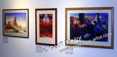 An Exhibition photograph