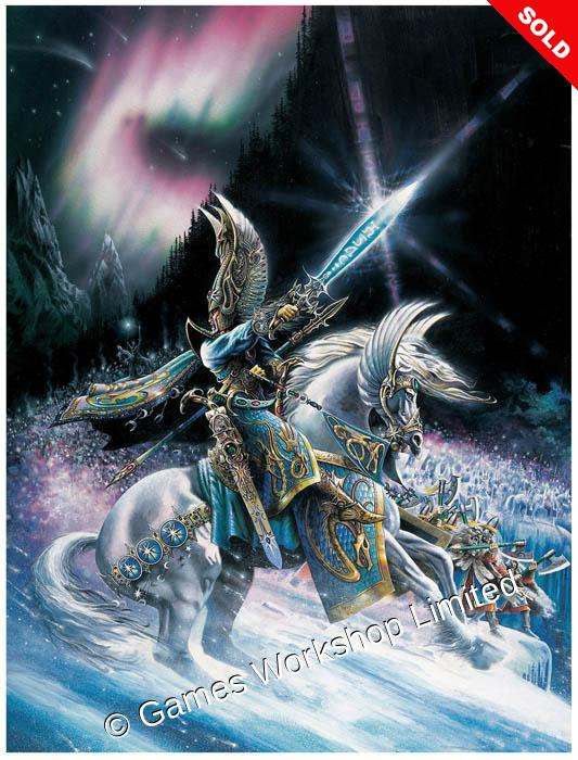 White Dwarf 209 - High Elf Lord