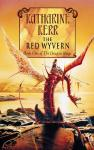 Red Wyvern - art by Geoff Taylor