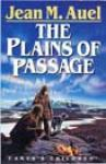 The Plains of Passage cover by Geoff Taylor - art by Geoff Taylor
