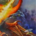 Detail Image of Dragonslayer artwork by Geoff Taylor - art by Geoff Taylor