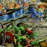Detail Image Wahammer Fantasy Battle - art by Geoff Taylor