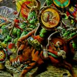 Detail Image Warhammer Fantasy Battle - art by Geoff Taylor