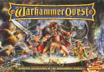 Games box cover using the Artwork Warhammer Quest  - art by Geoff Taylor