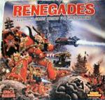 Renegades: Eldar and Chaos Armies for Space Marine box cover - art by Geoff Taylor