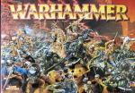 Warhammer Box Cover 6th Edition, Empire Vs. Orcs and Goblins. - art by Geoff Taylor
