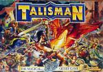 Warhammer Talisman Game Box - art by Geoff Taylor