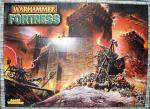 Warhammer Fortress box cover - art by Geoff Taylor