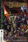 Warhammer Monthly issue 70- using Chaos Marines on cover - art by Geoff Taylor
