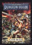 Warhammer Dungeon of Doom Rule Book - art by Geoff Taylor