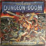 Warhammer Dungeon of Doom Box Set A Talisman extension - art by Geoff Taylor