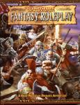 Fantasy Roleplay: A Grim World of Perilous Adventure  - art by Geoff Taylor