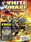 White Dwarf 217 Realm of Chaos - art by Geoff Taylor