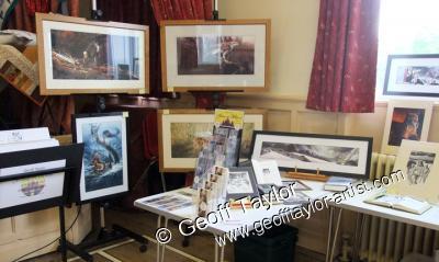 An Exhibition photograph