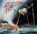 Jeff Wayne's Musical Version of  The War of the Worlds NOT Geoff Taylor art - art by Geoff Taylor
